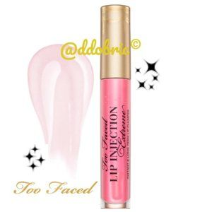 Too Faced BUBBLEGUM Lip Injection Extreme Plumper